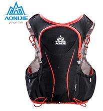 Aonijie 5l Спорт на открытом воздухе Рюкзак Для женщин мужчин