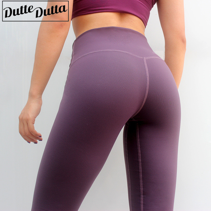 все цены на High Waist Yoga Pants Running Fitness Gym Leggings Tummy Control Workout Sports Pants Stretch Sport Leggings Athletic Tights онлайн