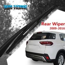 цена на JunHong Rear Rain Window Windshield Wiper Blade For Kia Sportage  / for Hyundai IX35 2009 2010 2011 2012 2013 2014 2015 2016