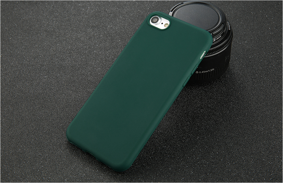 Funda de Color para iPhone