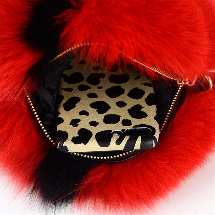Marca Feminino Clutch Bag Presente de Natal