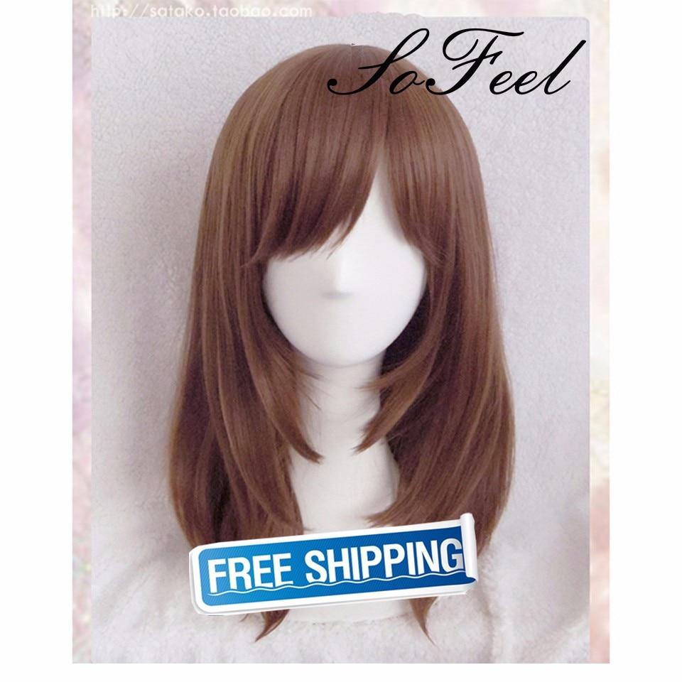 Sofeel cosplay wig Ao Haru Ride Yoshioka Futaba daily life