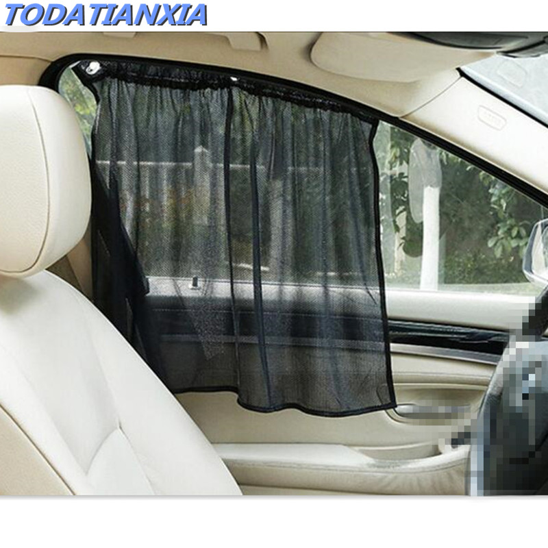 car sunshade shade curtain window fabric for BMW E46 E52 E53 E60 E90 E91 E92 E93 F30 F20 F10 F15 F13 M3 M5 M6 X1 X3 X5 X6 image