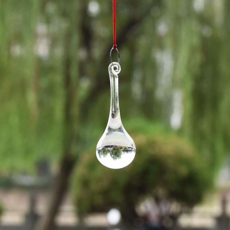 Crystal pendant christmas tree decoration christmas for Crystal decorations for home