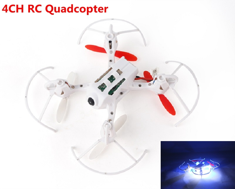 ФОТО Free Shippping Hot Sell New 2.4GHZ Series 4CH RC Toys RC Helicopter with 2MP HD Camera Quadrocopter Drone VS U207  X4 H107C