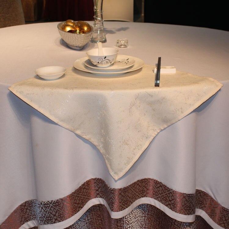 High-grade jacquard cloth napkins, hotel towels, restaurant dinner cloth/cotton napkins, Table napkin custom wholesale