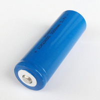 4 10pcs/lot 3.7v 22650 rechargeable lithium ion battery li ion cell 3000MAH ICR22650 for LED flashlight torch and speaker