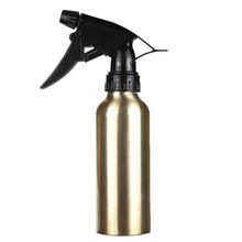 200 мл Алюминиевая Парикмахерская Стрижка распылитель воды пустая бутылка распылитель многоразовая бутылка парикмахерский инструмент для укладки