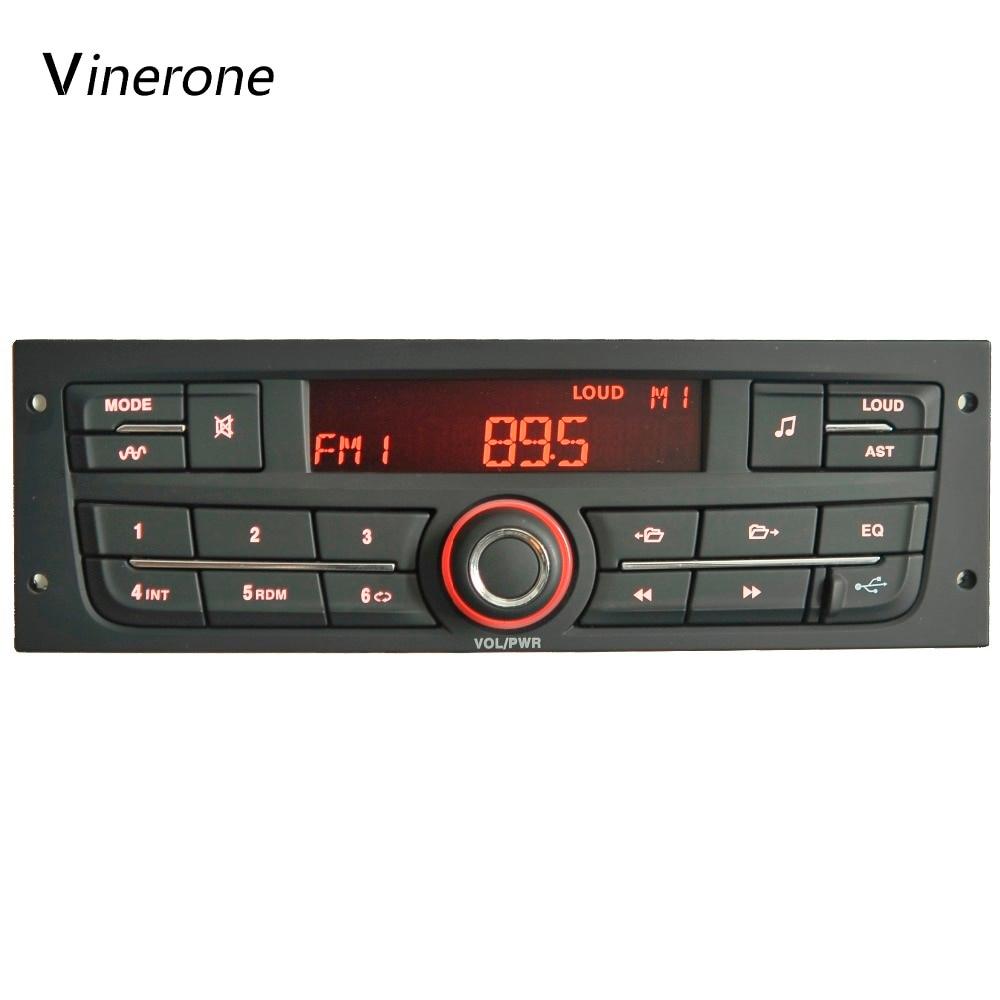 Car Radio 1din MP3 Player Car Audio  Auto Radio USB Autoradio 1 Din