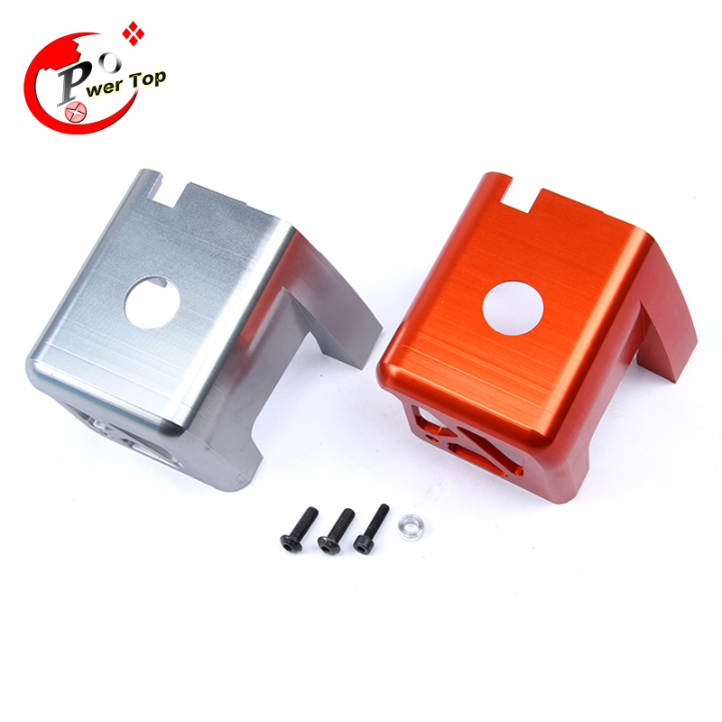 Baja CNC metal engine cylinder cover for 1/5  HPI BAJA 5B Parts Zenoah CY Engine,Free shipping baja rc reed valve system for cy zenoah engine