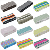 1 1/2 38mm Stripe Grosgrain Ribbon creative products Colourful Pattern SGR 38 9