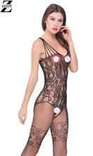 CeZot Sexy Lingerie Hot Sexy Bodystockings Sexy Costumes Sexy Underwear intimates Kimono Sex products Open Crotch women Teddies