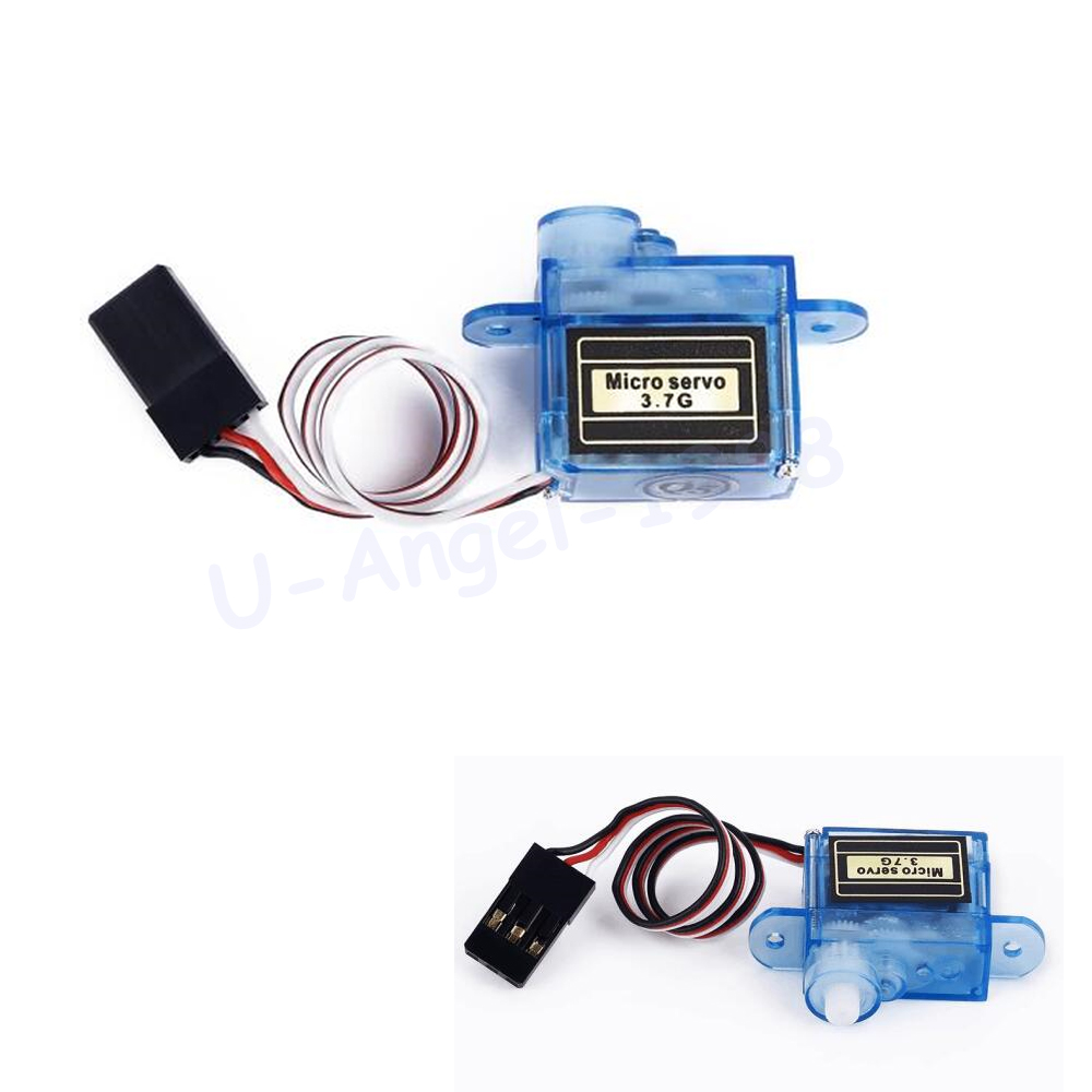 1pcs 3.7g Mini Micro Servo For RC plane helicopter Boat RC Sub Servos 3.7g High Speed Tor Servo