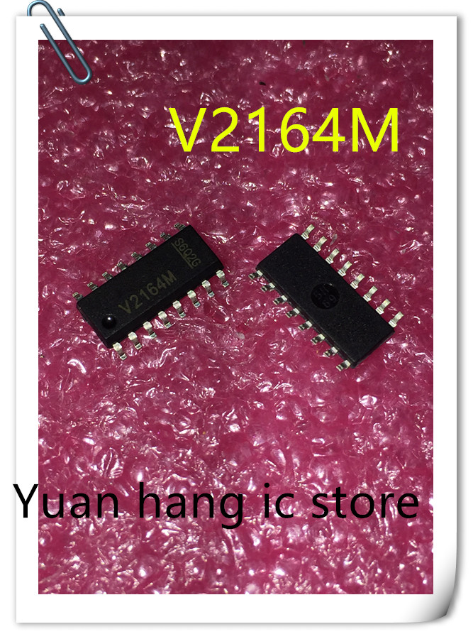 1PCS/LOT V2164M V2164 2164 SOP-16 NEW