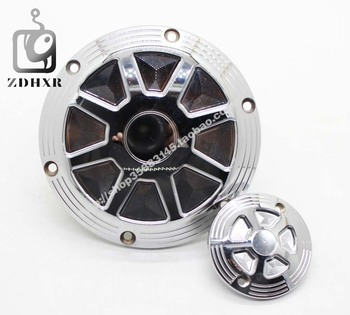 Motorcycle Accessories CNC Derby Cover & Timing Cover Timer Cover For Harley SPORTSTER 2004-17 XL