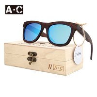 New 2016 Fashion 100 Handmade Wood Wooden Sunglasses Cute Design For Men Women Gafas De Sol