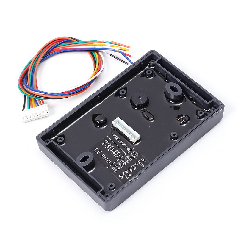 Double Fréquence Lecteur RFID Sans Fil Module 5 cm Lecteur Écrivain Mode 13.56 MHz 125 KHz ISO14443A EM4100 pour Arduino