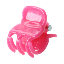 MYPF- 20 Colorful Assorted Mini Small Plastic Hair Clips Claws Clamps
