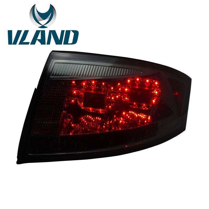 Usine VLAND pour pièce de voiture pour feu arrière TT LED pour feu arrière 1995-2005 Design Plug And Play + feu arrière 100% LED étanche