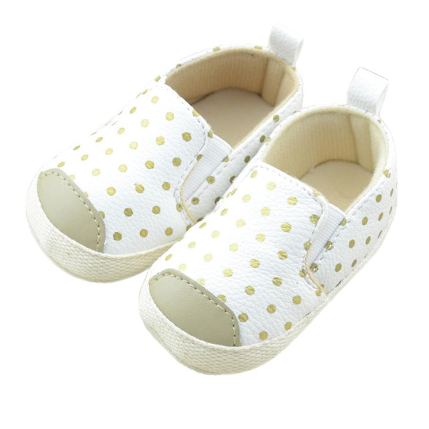 Baby Boy Girl Leather Upper Shoes Anti-Slip Soft Shoes Baby Shoes First Walker PU leather for Winter Boys baby moccasins ##12