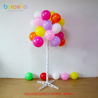 B400 Free Shipping Balloon Decoration Stable Balloon Stand Tree