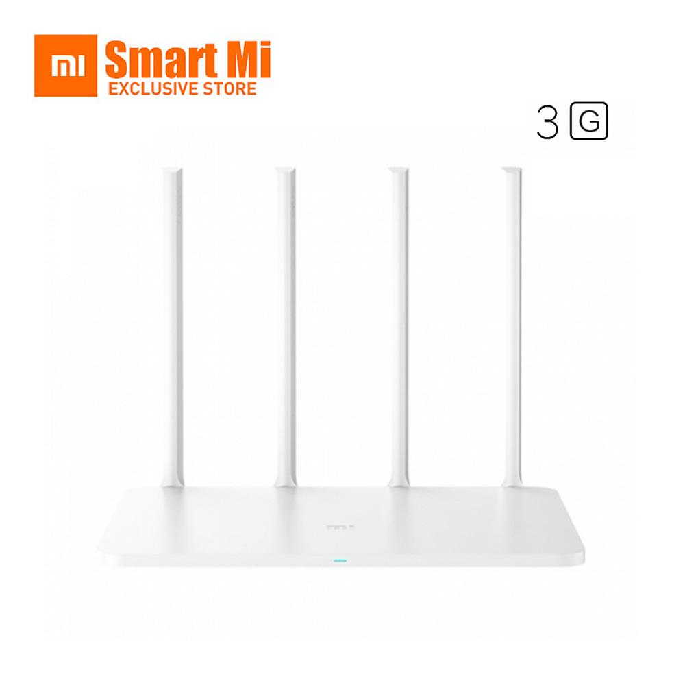 Original Xiaomi WiFi Router 3G wifi repeater 1167Mbps 802.11ac Dual Band Gigabit USB 3.0 256MB DDR3 Control WiFi Wireless Router порт вах h3c волшебники h3c волшебное r200 версия 1200m gigabit dual band wireless router gigabit fiber частный домашний маршрутизатор wi fi