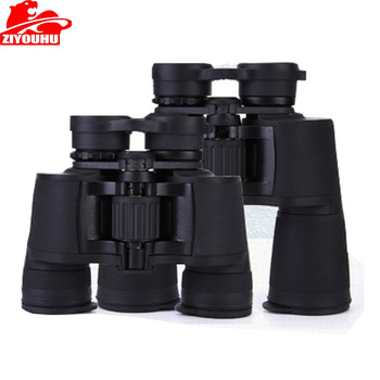 ZIYOUHU 12x40 Binoculars High-Definition for outdoor camping concert hunting professional high quality no Infrared black