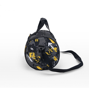 Image 4 - Sports Gym Bag Fitness For Women Men Bags Yoga Nylon Travel Training Ultralight Duffle Shoes Small Sac De Sport 2019 Tas XA6WA