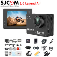 SJCAM SJ6 Legend Air 4K Sports Video Camera Touch Screen Support 2 4G Wirless Remote Control