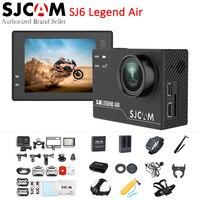 SJCAM SJ6 Легенда Air 4 К спортивные видео Камера Сенсорный экран Поддержка 2,4 г Wirless дистанционного Управление со многими дополнительных аксессу