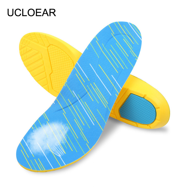High Quality Sports insoles for shoes Running Insoles PU Soft Comfortable Insole Breathable Insole Shock Absorption Pad XD-038 expfoot orthotic arch support shoe pad orthopedic insoles pu insoles for shoes breathable foot pads massage sport insole 045
