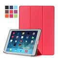 Кожа Shell Услуга Спать До Функция 9 Цветов Для Apple iPad Pro 9.7 случаи 2016 KST ИСКУССТВЕННАЯ Кожа Смарт Крышка для iPad Pro 9.7 Случае