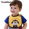 100 + Design Padrão Diferente!! Bebê menino menina infantil do bebê Babadores Burp Cloths Impermeável Saliva alimentação recém alivmenino de menina