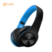 QINGRX B3 Bluetooth Headphones Wireless Stereo Headset With Mic Support TF Card FM Radio For Mobile phone PC