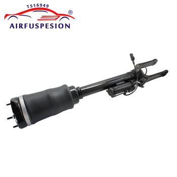 Front Rear Air Suspension Shock With ADS Compressor For Mercedes W164 X164 ML GL 1643205913 1643206013 1643203031 1643202031