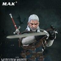 Pour Collection 1:6 CM002 Pop Jeux The Witcher Witch Hunter Geralt Collection Figure Spécification ensemble Complet Jouet cadeau