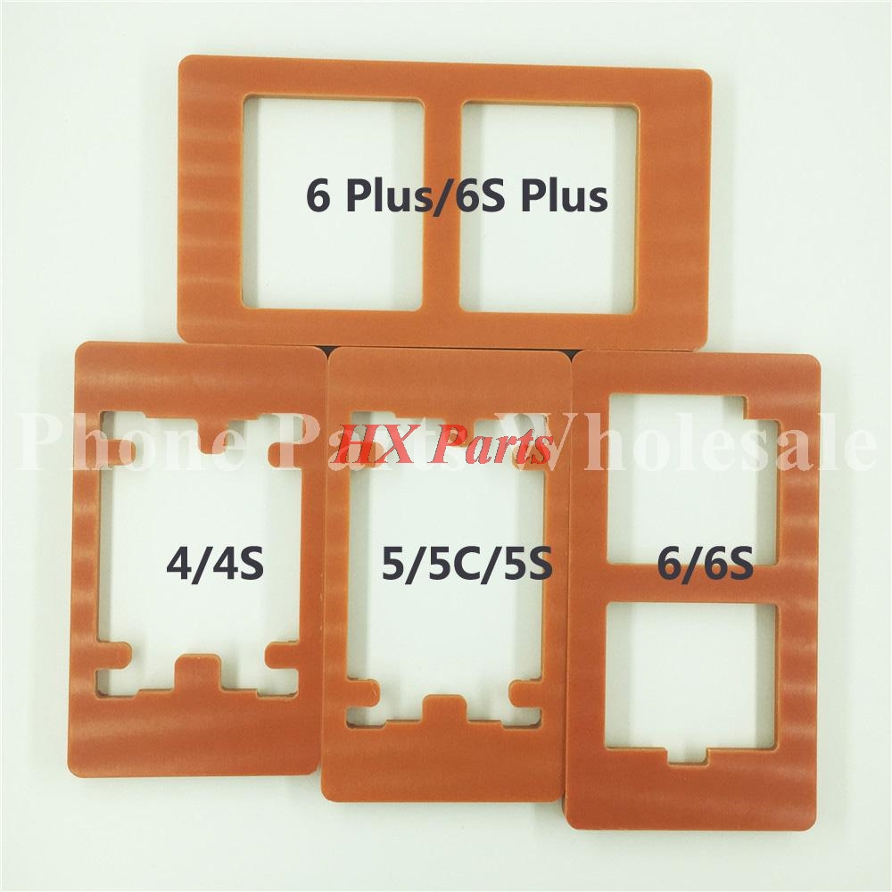 Mold Glass for 4/4S 5C/5S 6/6S 6-Plus/6s-Plus Refurbishment Glueing LCD Alignment-Mould