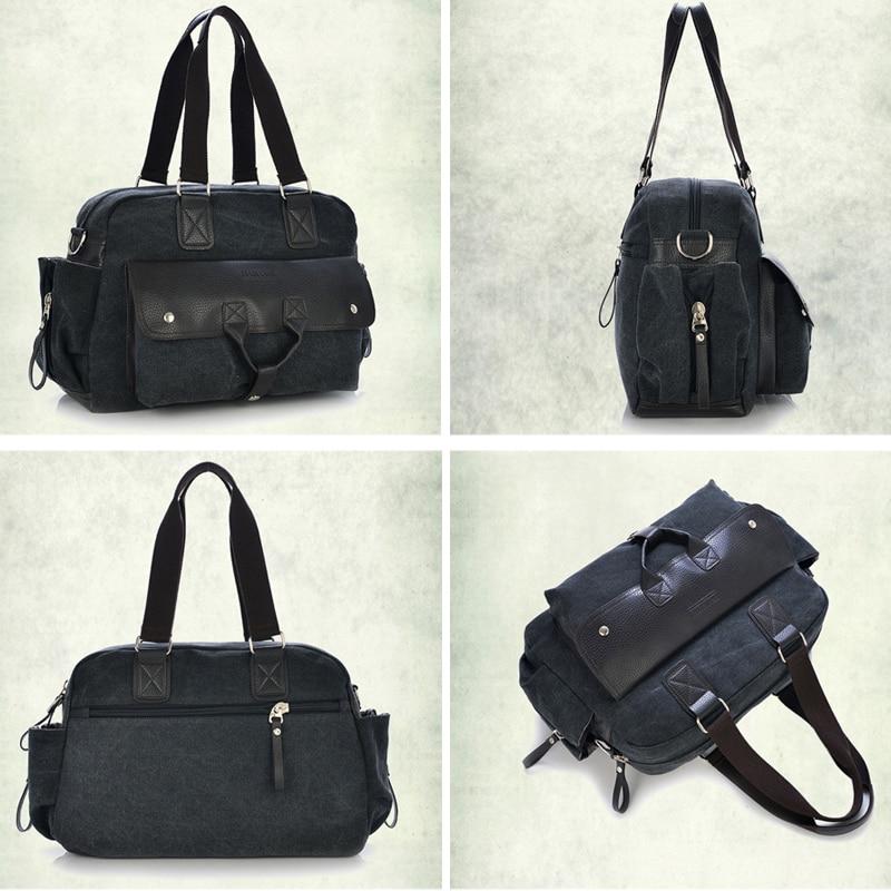 Varumärke Design Resa Bagage Totes Män Mode Stor Handväska - Väskor för bagage och resor - Foto 3