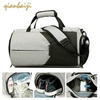 Men Shoulder Big Backpack Portable Luggage Bags Men Travel Organizer Duffle Duffel Weekend Bag Woman Yoga Packing Cubes Handbag