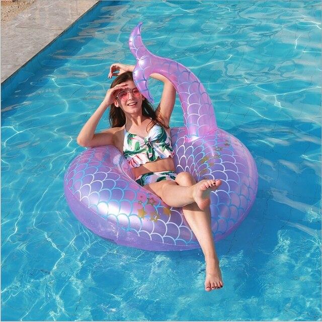flotador rosa para niña