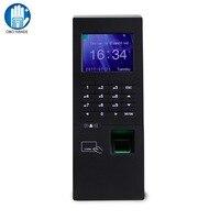 Standalone Fingerprint Reader Time Attendance Machine RFID Finger 2 8 Inch Lock Access Control Password Unlock