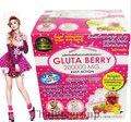 BERRY 200000 mg de Glutatión GLUTAMINA Blanqueamiento Adelgaza colágeno bebida sabor Ponche Envío Gratis