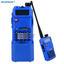 Walkie talkie Pofung UV-5R VHF/UHF Dual Band 3800mAh Extended Battery FM Two Way Radio