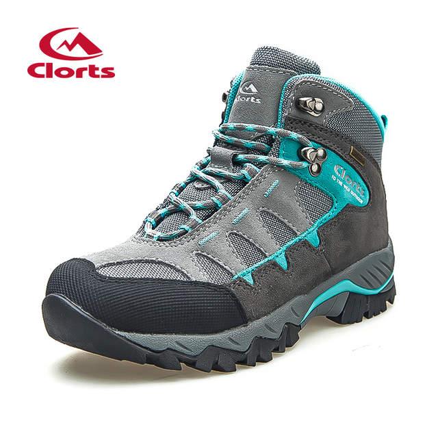 100% genuine best cheap shop Clorts Autumn Winter High Cut Hiking Boots for Men Women Uneebtex ...