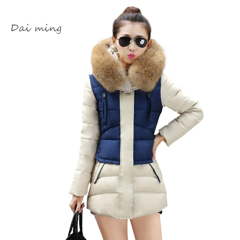 winter jacket women manteau femme coat parka womens jackets and coats fur hooded abrigos y chaquetas mujer invierno 2017 parkas womens winter coats jackets women parkas thick warm coat faux fur collar hooded down female coat ladies jacket manteau femme
