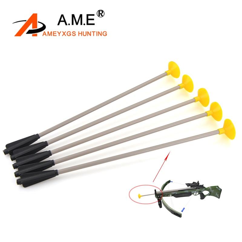 12 Fibreglass Archery Arrows Leisure Practise Compound Recurve Bows Safety Tip