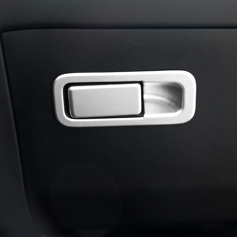 ABS Chrom Door Handle Bowl Cover Cup Overlay For Toyota highlander 2015-2018