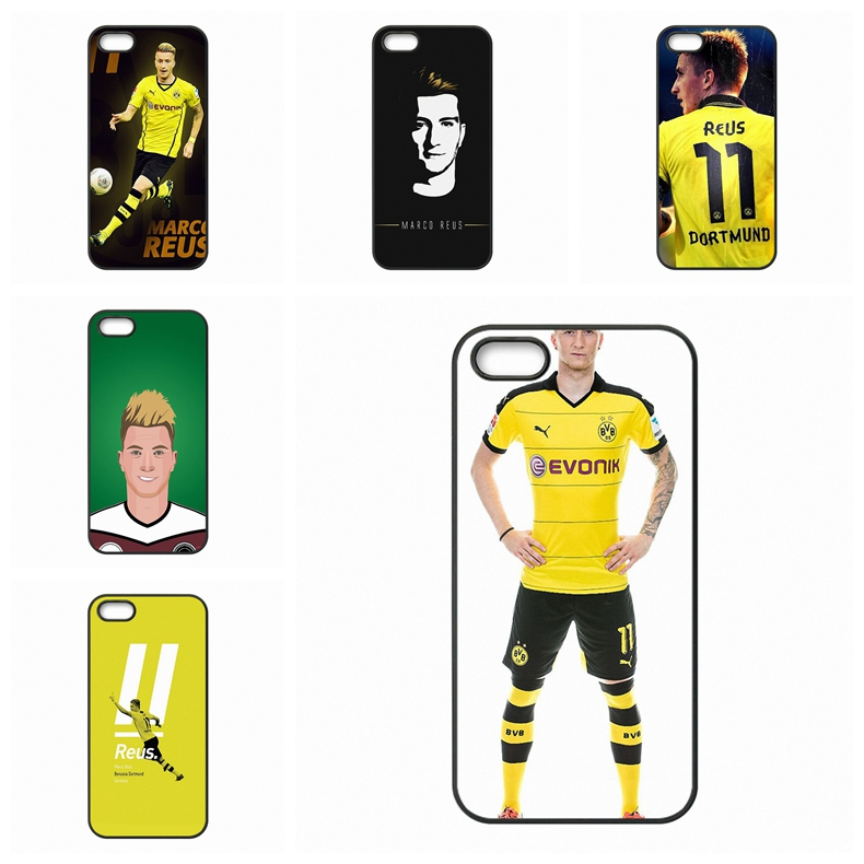 For Moto X1 X2 G1 G2 E1 Razr D1 D3 For BlackBerry 8520 9700 9900 Z10 Q10 Marco Reus Dortmund accessories Hard Skin
