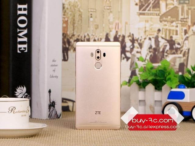 ZTE Axon7 MAX C2017 Multi-language 4GB RAM 64GB ROM Naked eye 3D Full Time Dual HIFI Dual camera Dual SIM Play store Dolby Sound