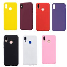 Case For P Smart Cover Matte Thin For Coque Huawei P8 P9 Lite 20mate Y6 Y5 Prime 2018 P20 P9 P10 Mate 10 Lite cases(China)
